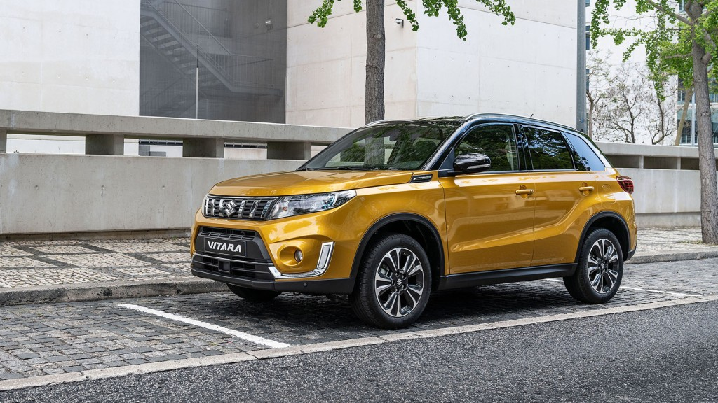 Suzuki PH Bring In Facelifted Vitara As Brand Experiences 19 Percent Sales Growth