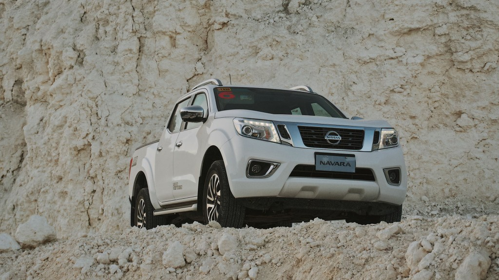 The Nissan Navara Is PH's Best-Selling Pick-Up For September