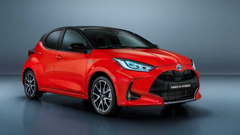 All-New 2020 Toyota Yaris Revealed Ahead Of Tokyo Motor Show Debut