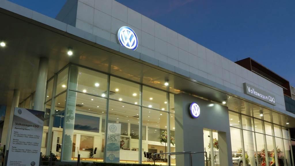 Volkswagen Opens Its First Mindanao Dealership In Cagayan De Oro City