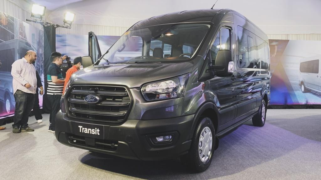 All-New Ford Transit Is A P2.3M Successor To The E-150 Chateau Wagon