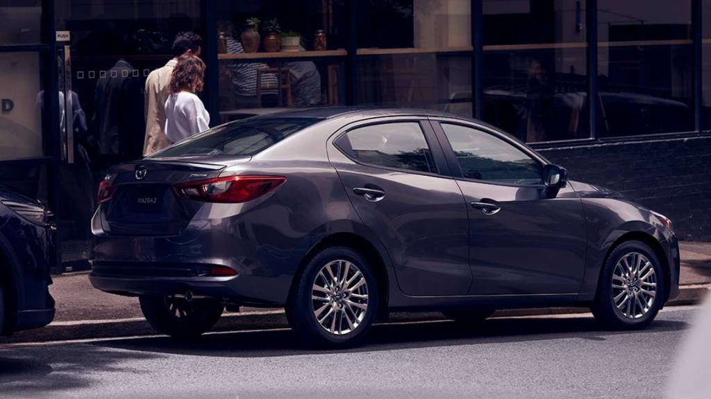 Refreshed 2020 Mazda 2 Sedan Unveiled With Same Updates As Hatchback
