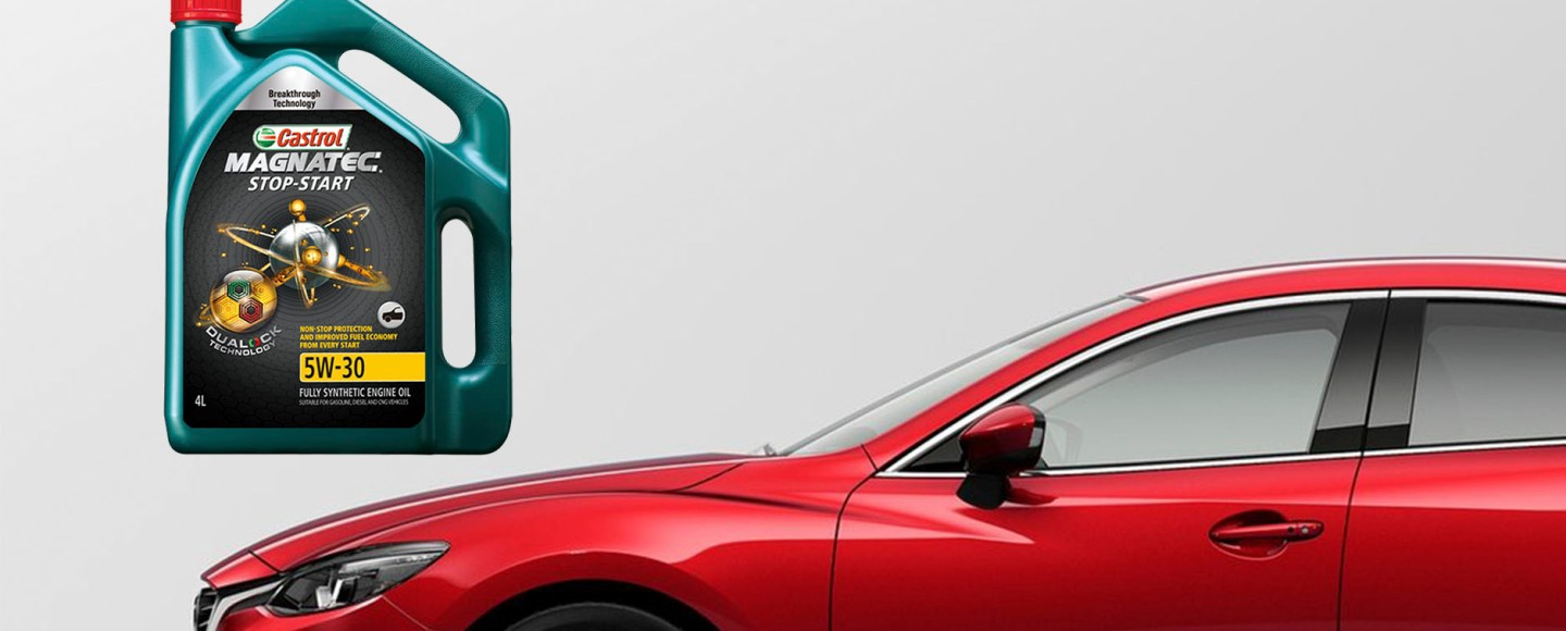 Castrol's Latest Engine Oil Is Perfect For Vehicles With Engine Start/Stop Systems