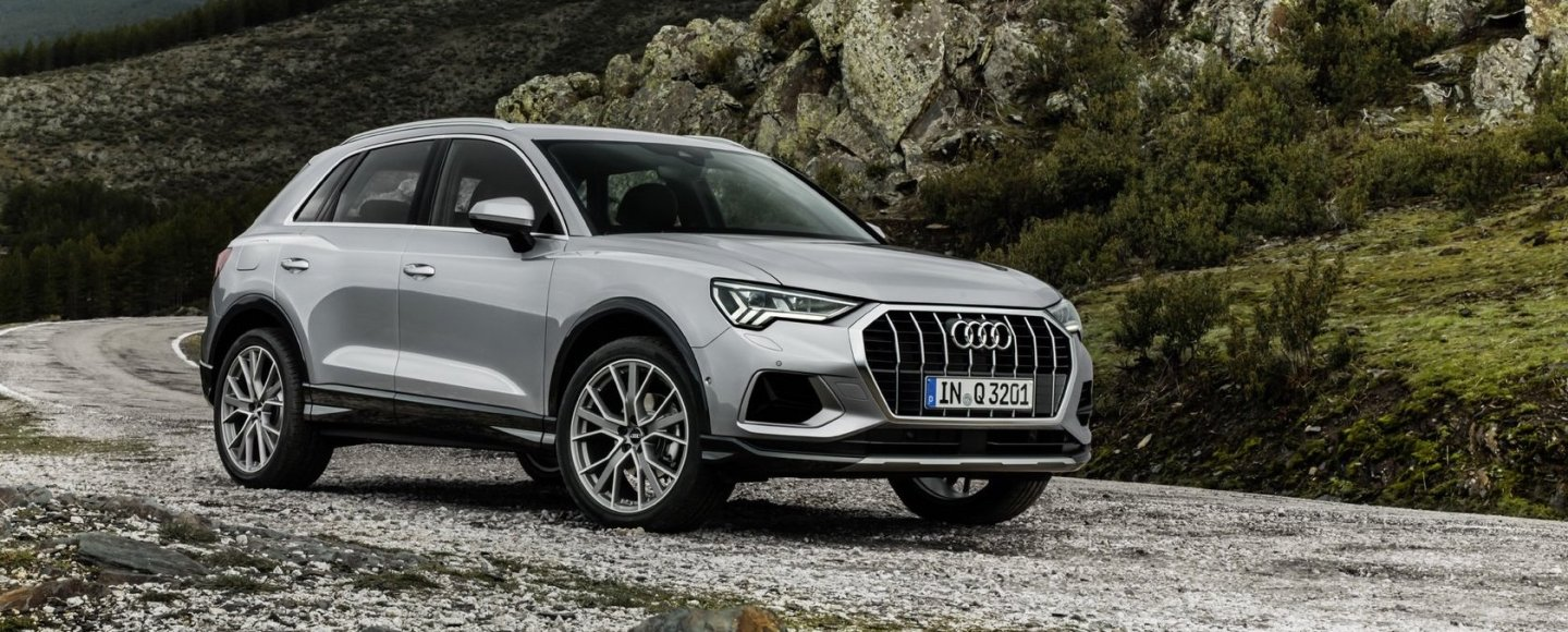 Be The First To See The All-New Audi Q3 At Power Plant Mall From November 8
