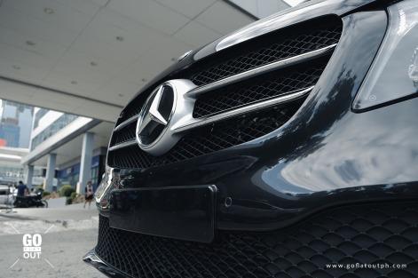 2020 Mercedes-Benz V 220d Exterior