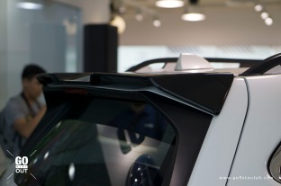 2020 Subaru Forester GT Edition Exterior