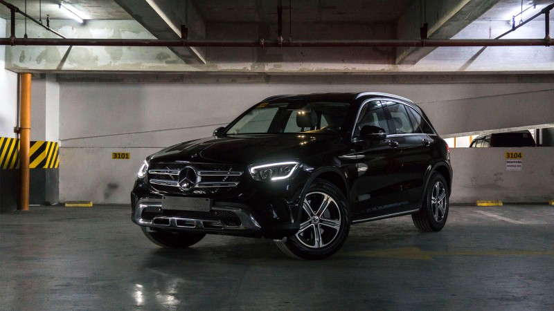 2020 Mercedes-Benz GLC 200 First Impressions