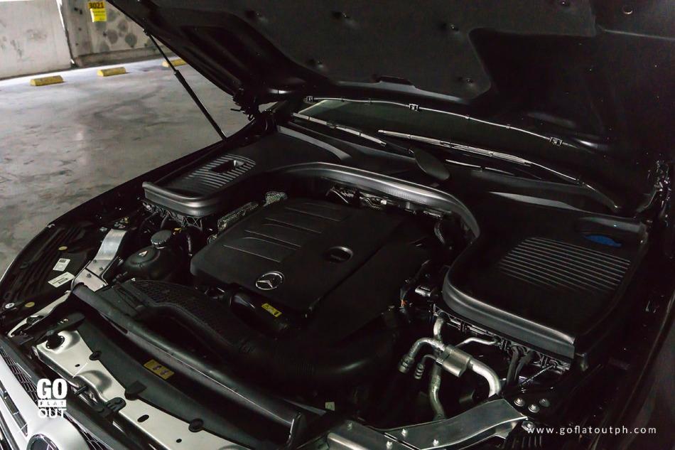 2020 Mercedes-Benz GLC 200 Engine