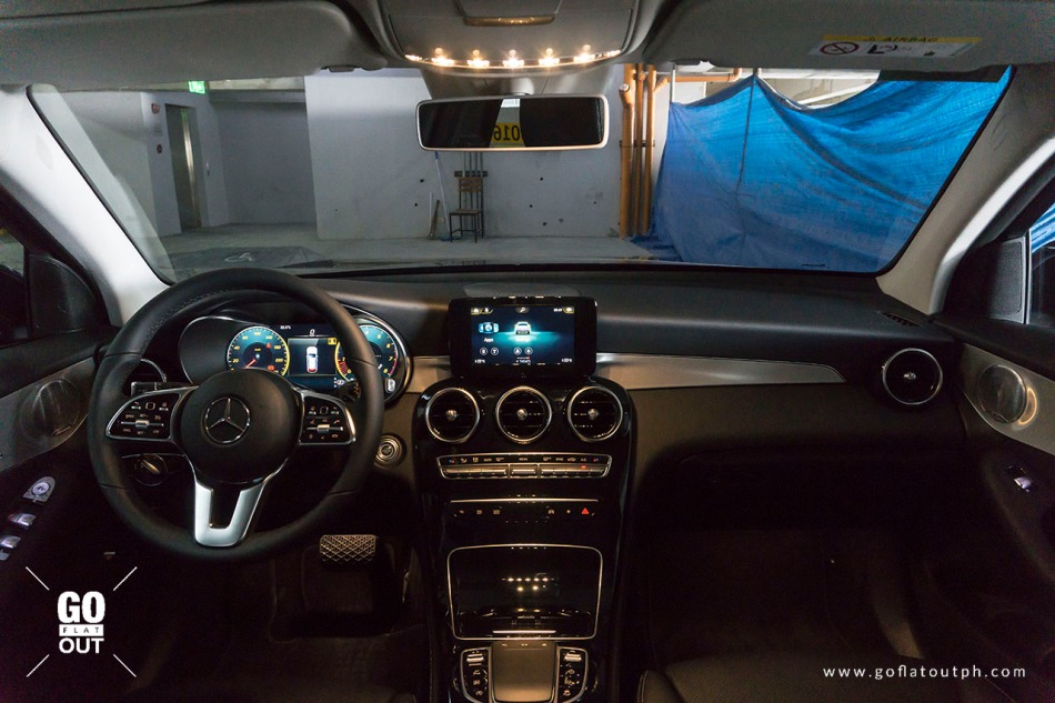 2020 Mercedes-Benz GLC 200 Interior