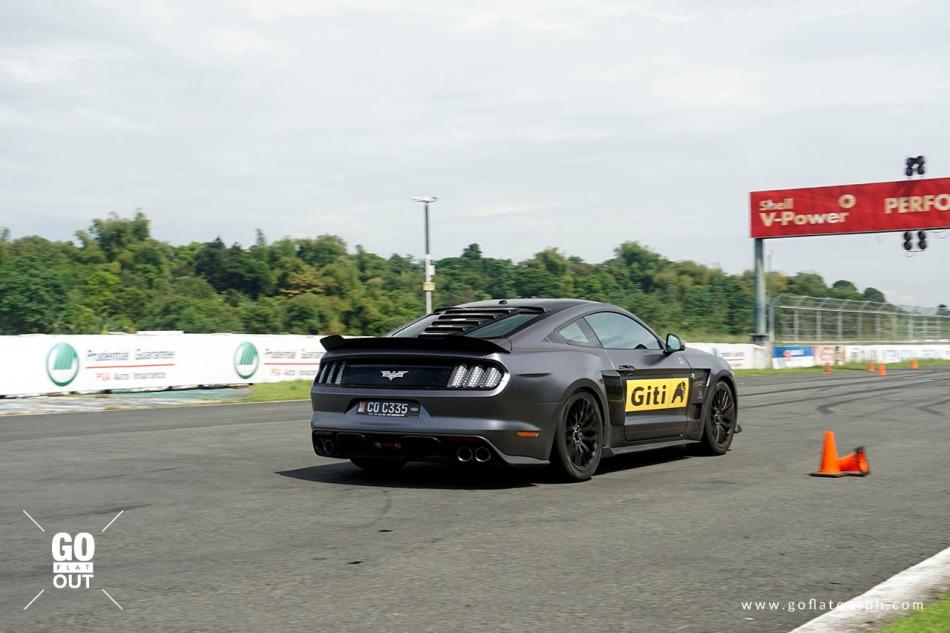 Ford Mustang GT GitiSport S1
