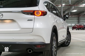 2020 Mazda CX-8 AWD Exclusive Exterior