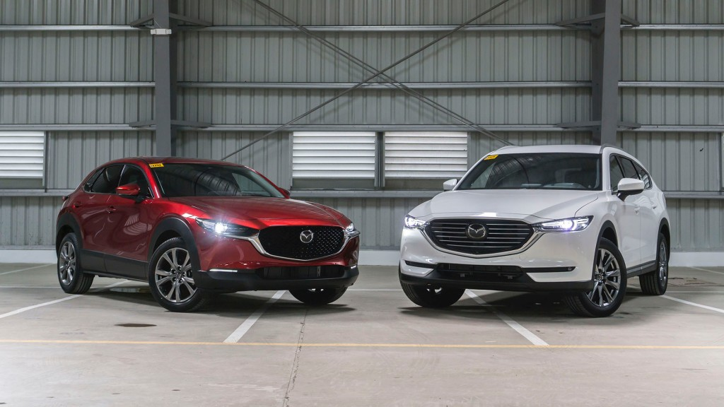 All-New Mazda CX-30 And CX-8 Officially Launches In PH (With Video)