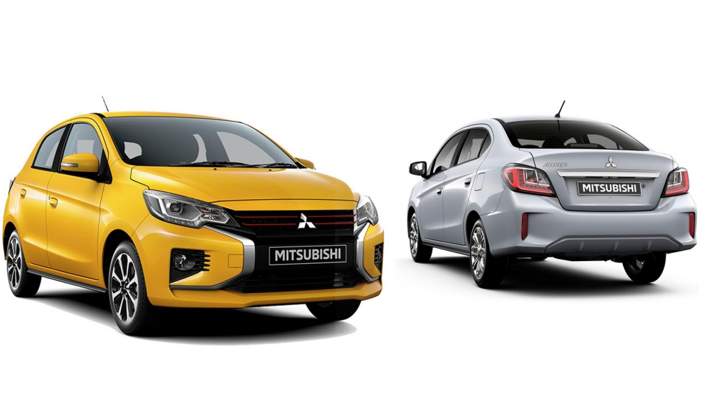 This Is The 2020 Mitsubishi Mirage Hatchback And G4 Sedan