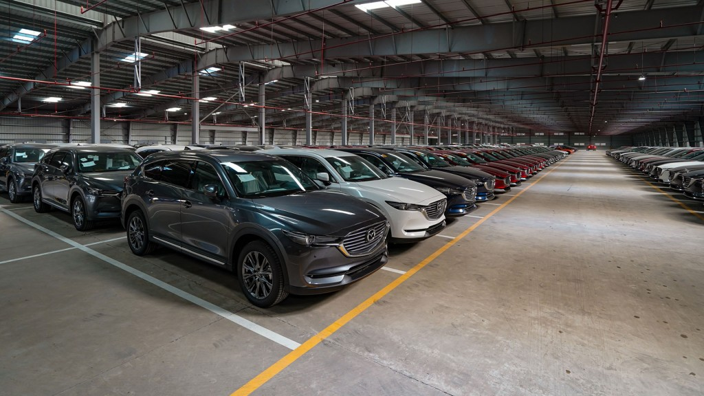Mazda PH's New Facility In Cabuyao Contributes Electricity To The Main Grid