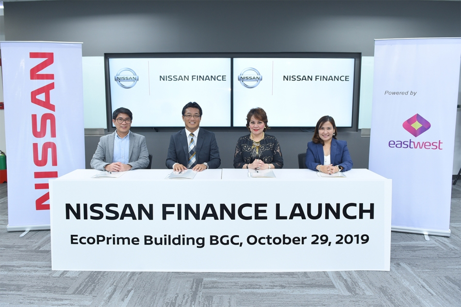 Nissan Finance Launch Philippines