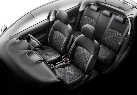 2020 Mitsubishi Mirage G4 Interior