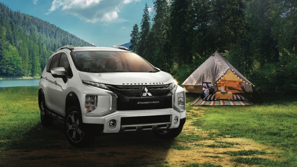 PH-Bound Mitsubishi Xpander Cross Unveiled With Class-Leading Ground Clearance