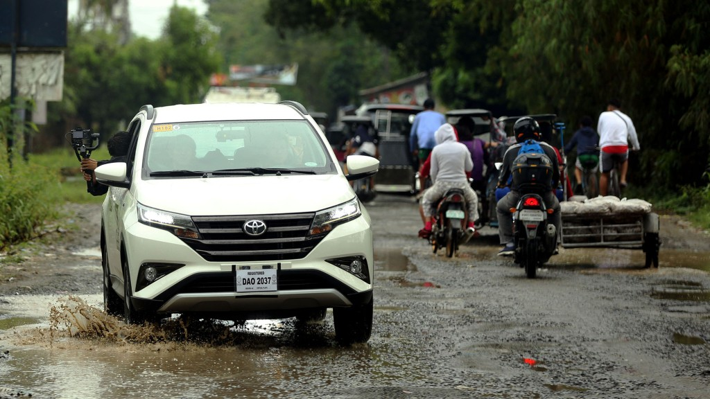Toyota Drove Through PH's Challenging Roads In Order To Build Better Cars
