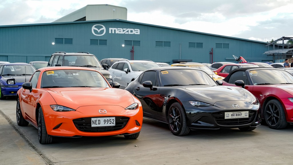 Mazda Car Clubs Are Unlike Any Other Car Club Out There