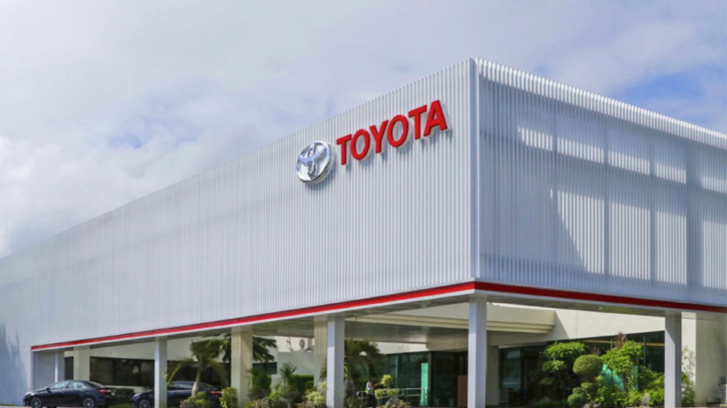 Toyota PH Sells So Much Cars, They Decided To Build A Logistics Hub In Luzon