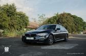2020 BMW 520d M Sport Exterior