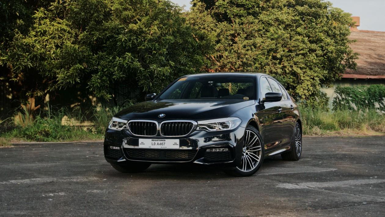 2020 BMW 520d M Sport Review