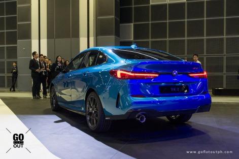 2020 BMW 218i GranCoupe M Sport Exterior