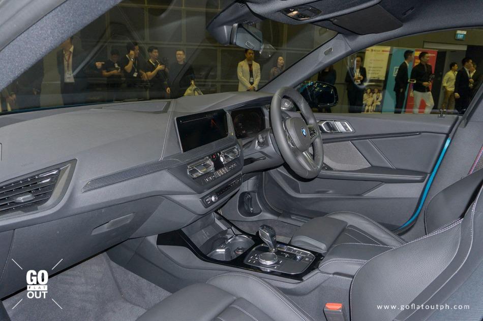 2020 BMW 218i GranCoupe M Sport Interior