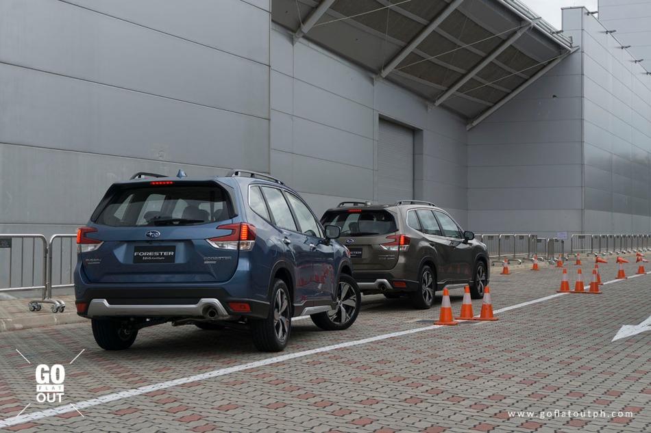 2020 Subaru Forester EyeSight Technology
