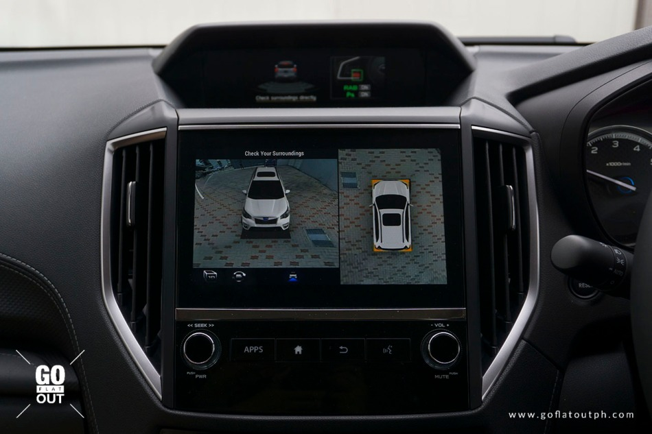 2020 Subaru Forester 360-Degree Camera
