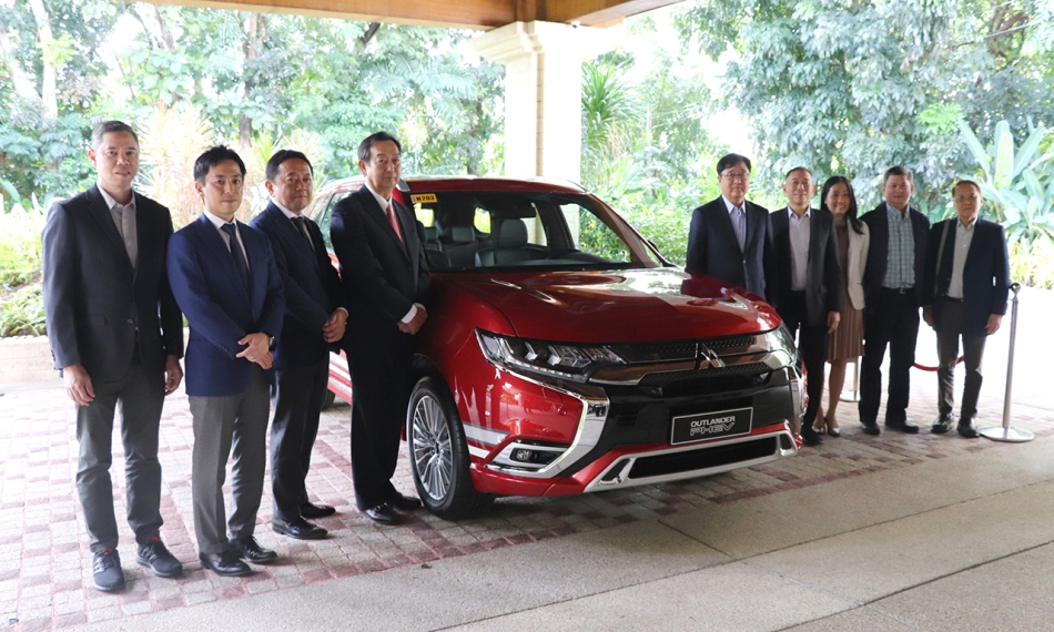 Mitsubishi PH To Release Outlander PHEV, Install EV Infrastructure At Dealerships This Year