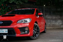 2020 Subaru WRX MT Exterior