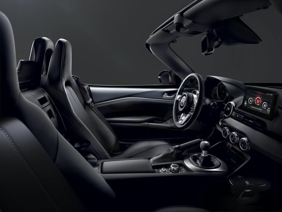 2020 Mazda MX-5 Soft Top MT
