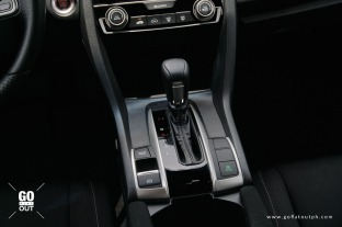 2020 Honda Civic 1.8 E Interior