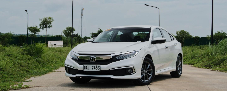 2020 Honda Civic 1.8 E Review