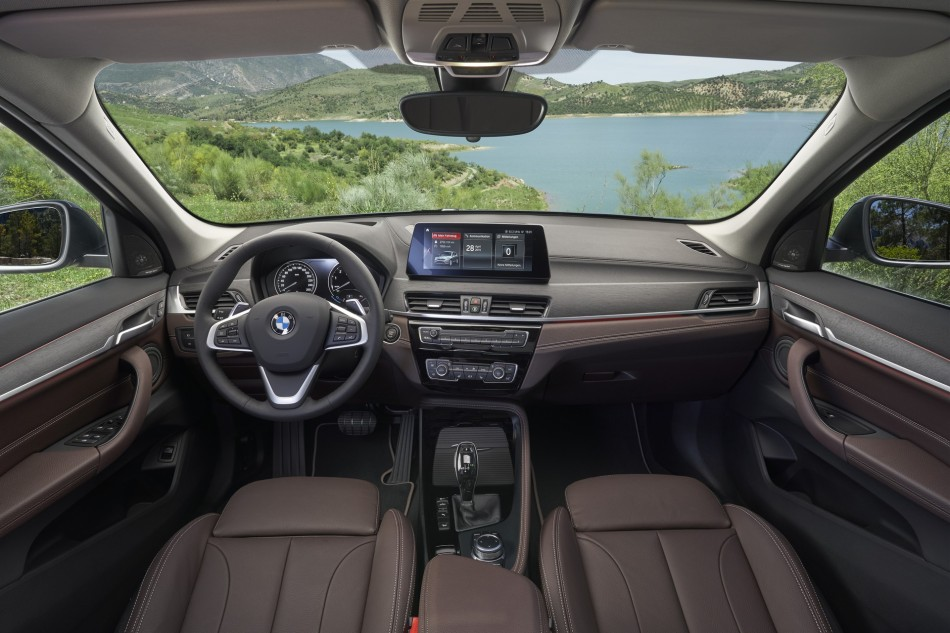 2020 BMW X1 xLine Interior