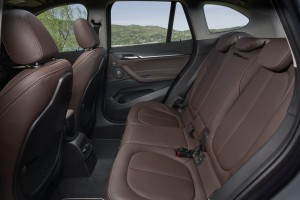 2020 BMW X1 xLine Interior