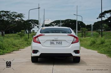 2020 Honda Civic 1.8 E Exterior