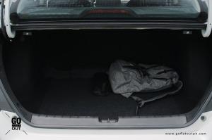 2020 Honda Civic 1.8 E Trunk Space