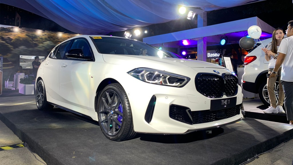 All-New BMW 1 Series Makes PH Debut With A P2.690M Starting Price